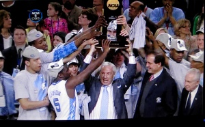 2009 National Champions North Carolina Tar Heels